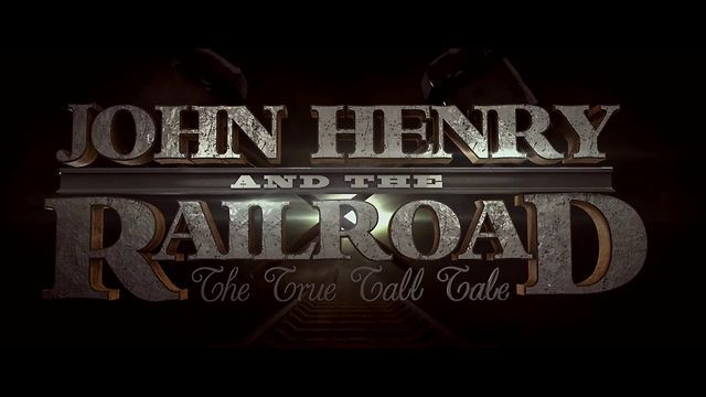 John Henry and The Railroad by Whitestone Motion Pictures. This is the tale of John Henry. The one from the railroad story. Legend goes that John Henry was a freed slave. John took his only son out looking for work. He was out to make a new life for himself. He heard somethin' about railroad work needing to be done. So that's where he went. But trouble was just around the bend.