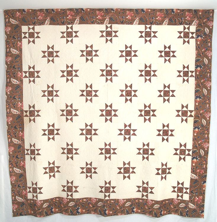 fantastic!: Quilts Vintage, Chintz Fabrics, Stars Pre, Antique Quilts, Quilty Love Antique, Chintz Ohio, Scale Chintz, Antique Vintage, Ohio Stars