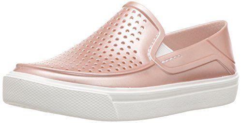 Crocs Girls Citilane Roka Metallic Slp K Clog Rose Dust Https Www Amazon Com Dp B071wb9bfv Ref Cm Sw R Pi Girls Shoes Kids Native Shoes Kids Girls Shoes