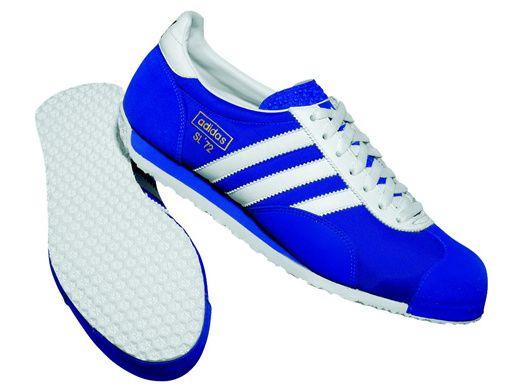 Adidas Sl 76 Bleu