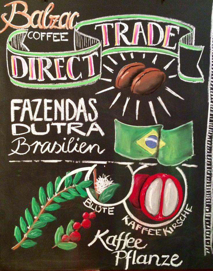 Balzac Coffee Direct Trade Brasilia