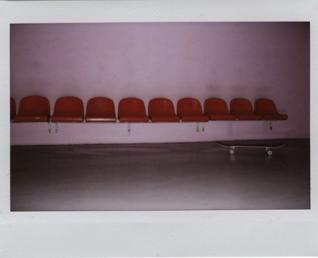 Alina Gutkina, Polaroid, 2013 year