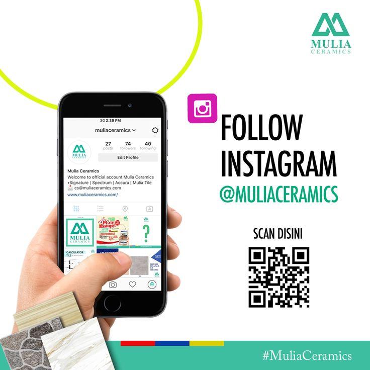 Follow Instagram: @muliaceramics