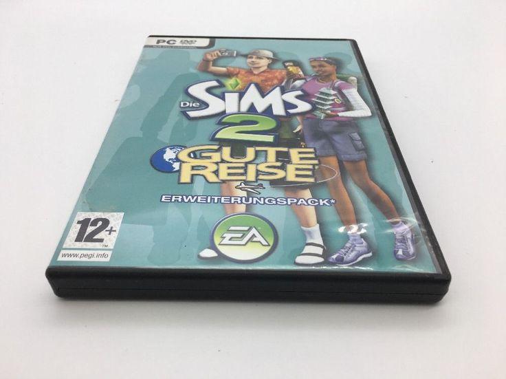 Die Sims 2: Gute Reise! (PC, 2007) German Version, Complete  | eBay