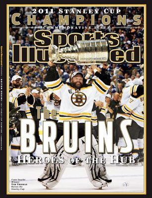 Boston Bruins, 2011 Stanley Cup Champions.