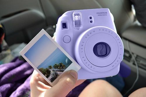 buy me a polaroid camera