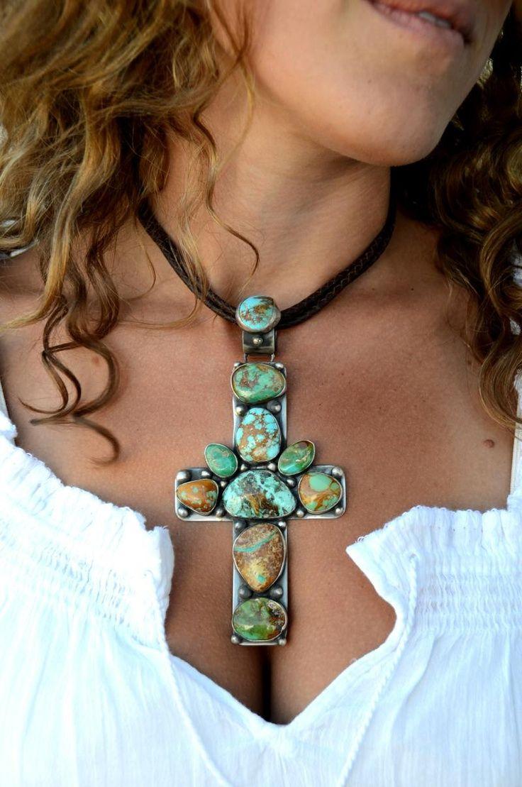 turquoise - cruz