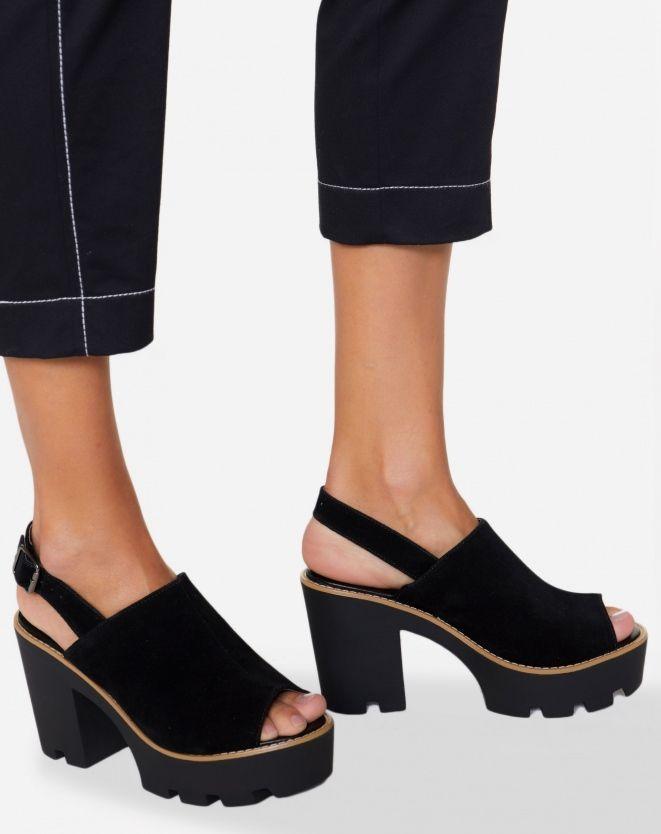 26bbfce22 SANDÁLIA MEIA PATA SOLA TRATORADA | unique shoes em 2019 | Shoes ...