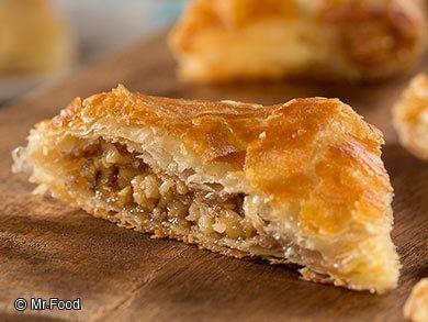 Not Traditional Baklava | Recipe