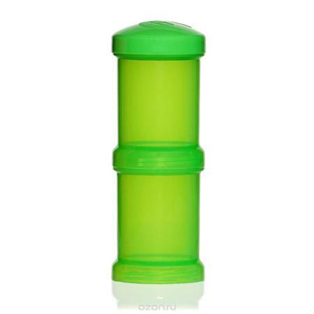 Twistshake Контейнер для сухой смеси 100 мл 2 шт зеленый 78026  — 531р.  Контейнер для сухой смеси Twistshake 100 мл, зеленый Все продукты Twistshake созданы для взаимодействия друг с другом, чтобы процесс приготовления и кормления малыша превратился в удовольствие. Контейнер для сухой смеси позволяет взять с собой необходимую порцию для приготовления питания ребенку. Просто насыпьте в контейнер необходимое количество сухой смеси и поместите контейнер в бутылочку. Как и бутылочки Twistshake…