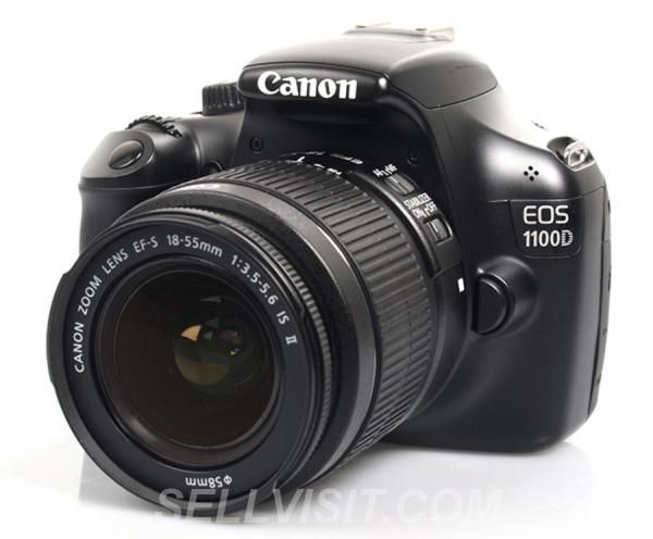 Canon 1100 D. Canada, • Birken