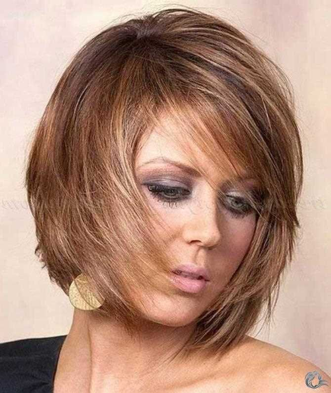 30 Gerade Bob Frisuren Trend 2019 Bob Frisuren Medium Short Hair