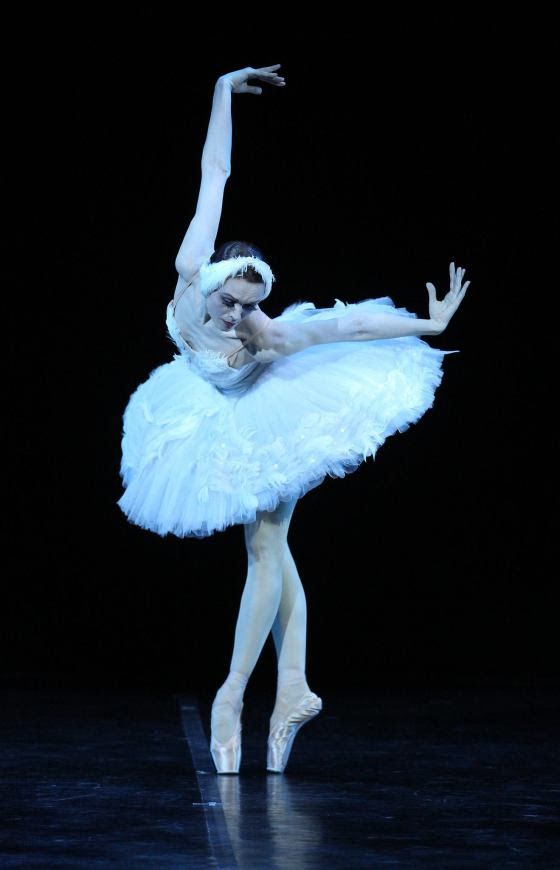 """<<Ulyana Lopatkina (Mariinsky Ballet), """"The Dying Swan"""" choreography by Mikhail Fokin, 2016 Charity Gala Concert of Opera and Ballet Stars. Concert in support of children and adults with mental disabilities at Alexandrinsky Theatre (June 3, 2016) # Photo © Stas Levshin>>"""