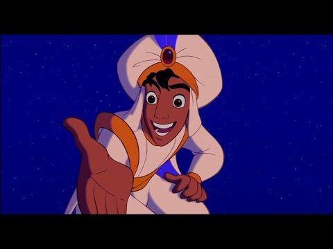 Aladdin - Jasmine runs away