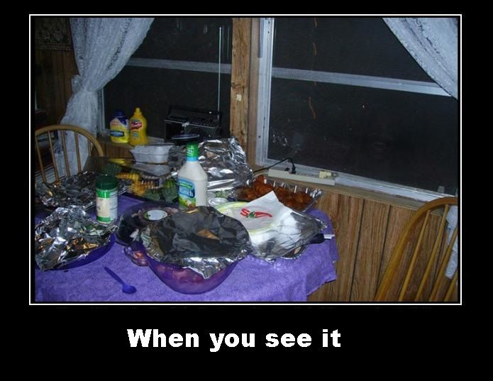 When You See It Scary: When You See It - Left Overs