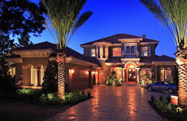 15 best elevations images on pinterest custom homes for Southern california custom home builders
