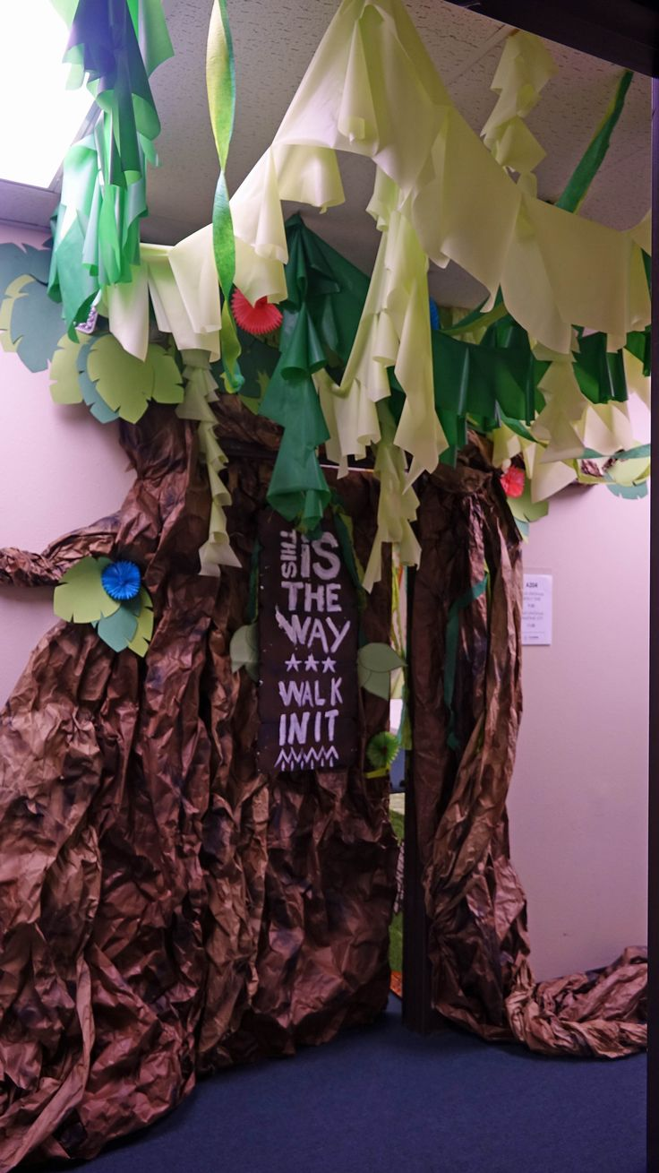 2015 VBS Journey Off the Map Decorations - Entry into the ...
