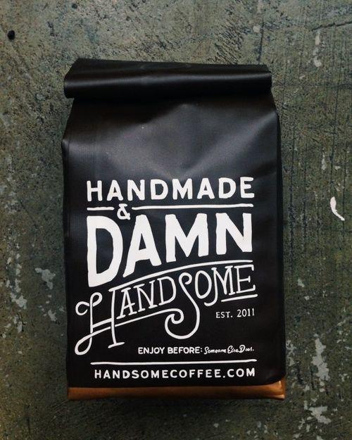 Inspired? Design it and Print it BIG @ somaprintlab.com #somaprintlab #handsomecoffeeroasters #bluebottlecoffee