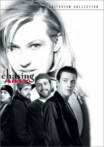 Chasing Amy (1997), writer-director Kevin Smith. Cult comic-book artist Holden (Ben Affleck) falls in love with fellow artist Alyssa (Joey Lauren Adams), only to be thwarted by her sexuality, the disdain of his best friend Banky (Jason Lee), and his own misgivings about himself. Filled with Smith's unique ear for dialogue and insight into relationships, Chasing Amy offers a thoughtful, funny look at how perceptions alter lives, and how obsession and self-doubt skew reality.