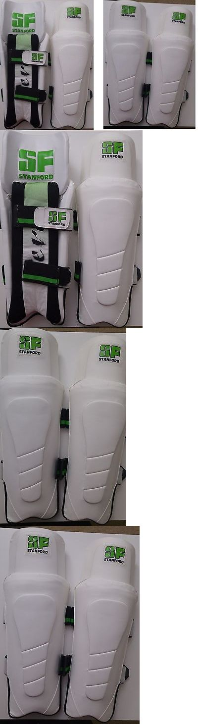 Cricket 2906: Stanford Hero Ultral Lite Cricket Wicket Keeping Pads + Free Shipping -> BUY IT NOW ONLY: $36.99 on eBay!
