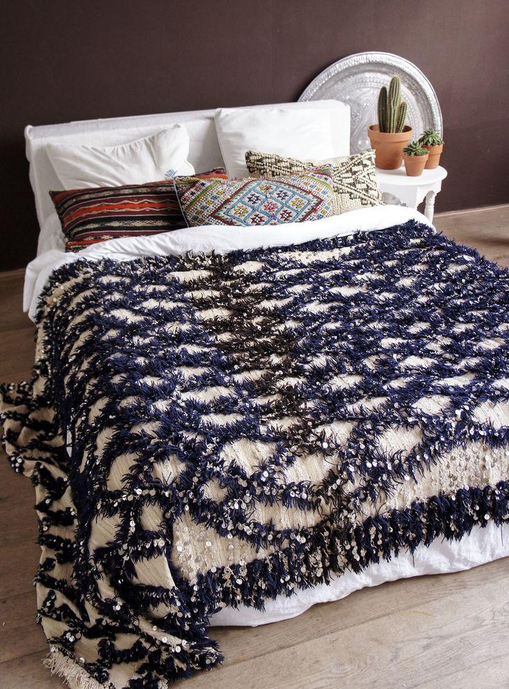 17 Best Ideas About Moroccan Wedding Blanket On Pinterest