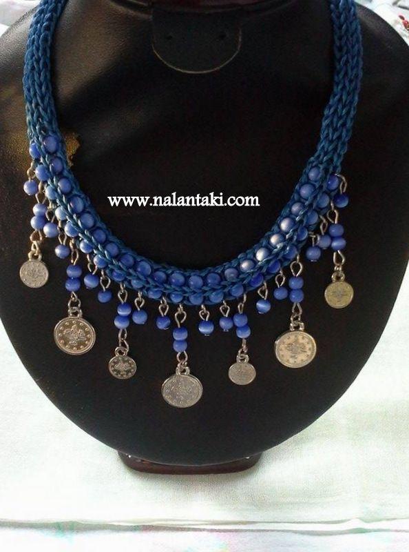 Authentic Necklace code: 15 | Nalan Jewelry Design