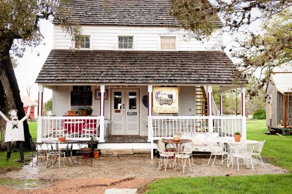 Royer's Pie Haven - RoundTop, TX...quite possibly one of my favorite stops in TX! the PIE!