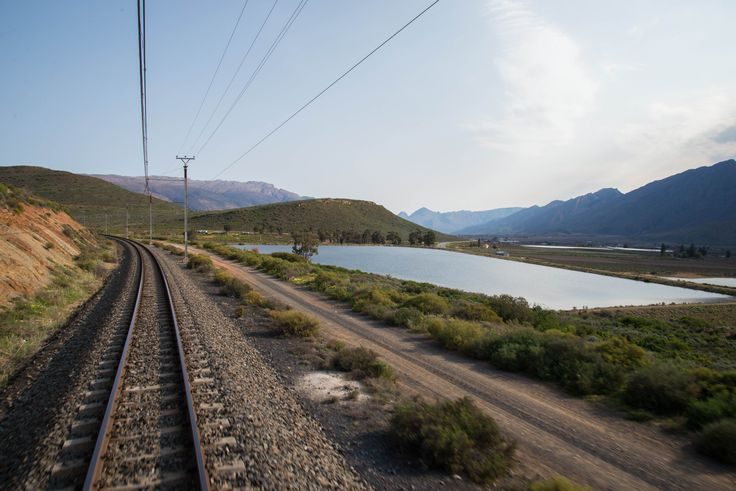 The sights to see as you whizz by in the countryside. Rovos Rail #journey from Cape Town to Pretoria. #SouthAfrica #train #rail