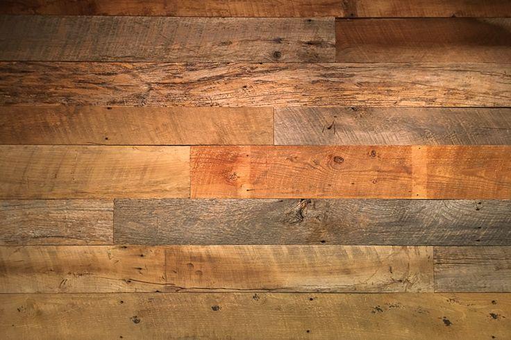 Authentic Barnwood Paneling - Georgia Reclaimed Wood