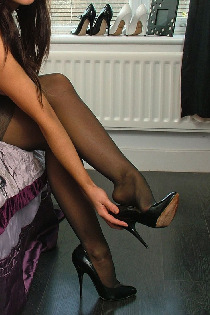 Stocking And High Heel Porn
