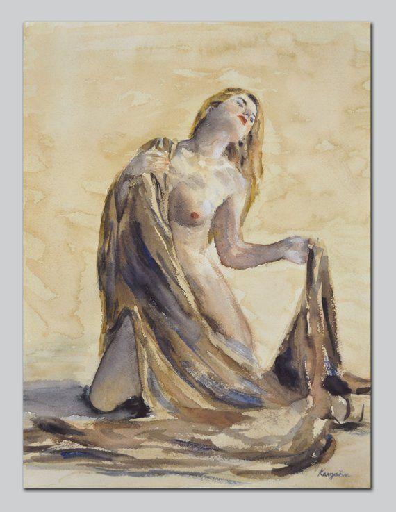 Nude blonde chubby wife