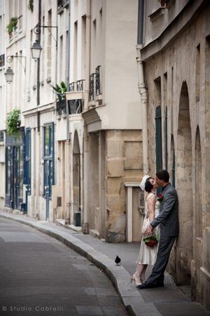 Paris, City of Love.