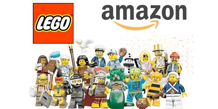 Descubre la tienda LEGO en Amazon. LOS MEJORES PRECIOS. #ofertas #descuentos