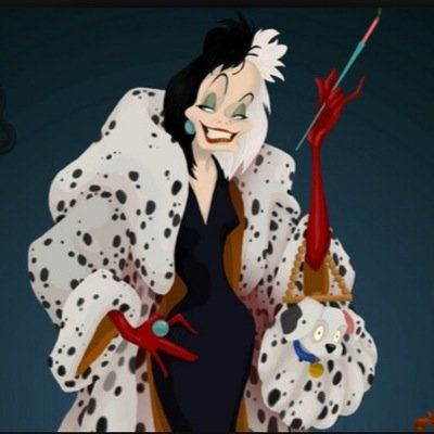 Image result for Cruella de Ville