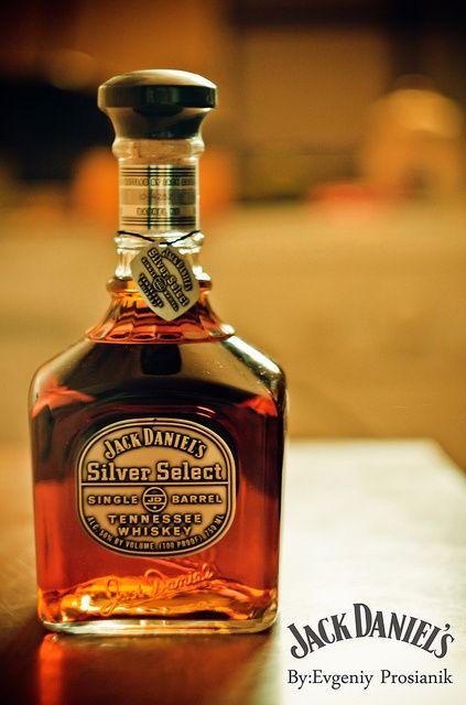 Jack Daniel's Silver Select | Whiskey & Bourbon | Pinterest