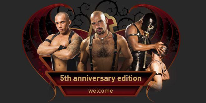 Gruubi • Play - LGBTQ Events: Belgium Leatherpride. Antwerp, belguim. February 5, 2014.