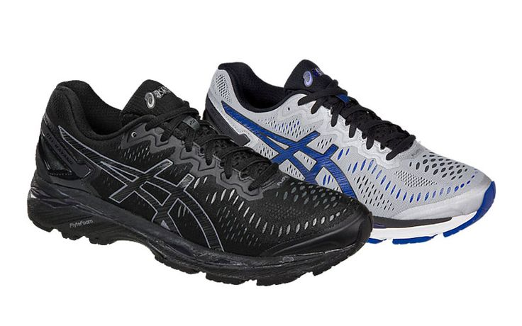ASICS GEL-Kayano 23 Running Shoes Sale #asics   A rare sale is ongoing for a limited time for the ASICS GEL-Kayano 23 running shoes that include the mono black and the silver versions. The Kayano running shoe has