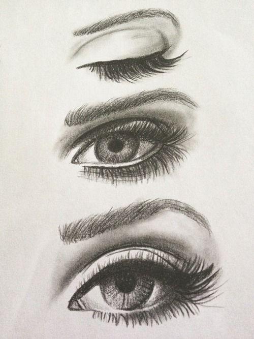 Ik heb dit plaatje gebruikt om het oog te tekenen. Ik vond dit plaatje goed…                                                                                                                                                                                 More
