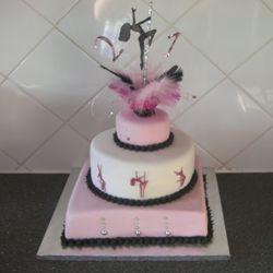 48 best images about Pole Dance Cake on Pinterest Pole ...