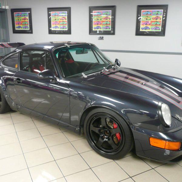 Porsche 964 RS America – Specialist Cars Ltd