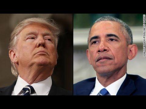 Tin Mới - Donal Trump BẤT NGỜ Điều Tra Obama Lạm Dụng Quyền Lực