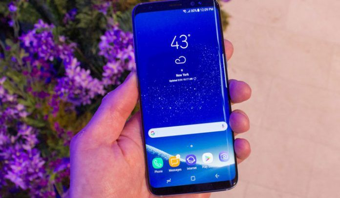 Want to take a screenshot on Samsung #GalaxyS8 / #GalaxyS8Plus ? Mentioned here are two methods; also take a scrolling screenshot on S8/S8 Plus.  https://www.indabaa.com/take-screenshot-samsung-galaxy-s8-s8-plus/