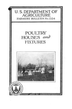 Discusses the essential principles of poultry housing. Includes photographs, plans, and instructions for constructing poultry fixtures, buildings, and other equipment.