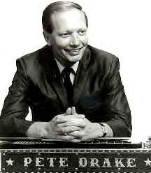 Country legend Pete Drake is best remembered as a pedal steel guitar studio musician and recording producer in Nashville, Tennessee from the 1960s into the 1980s.