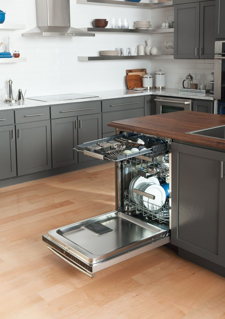 Electrolux Dishwasher With A 30 Minute Wash. Available Through Artisan  Kitchens And Baths.