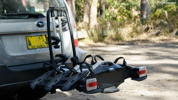 Thule Velo Compact 927 receiver hitch rack