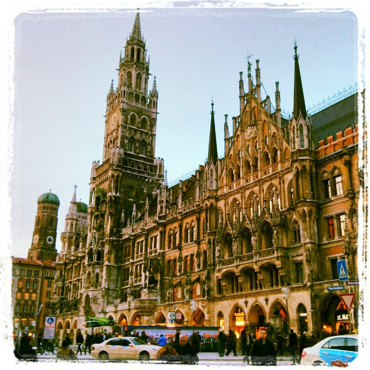 "Winner #1:    Munich ""the city of beer festival"" shows the coexistence of rich heritage with modernity.  Image Courtesy: Ishu Singhania. #CoxandKings"