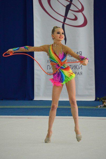 Купальники для художественной гимнастики