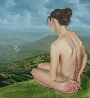 Meditation on Nepal by Anthony Christian