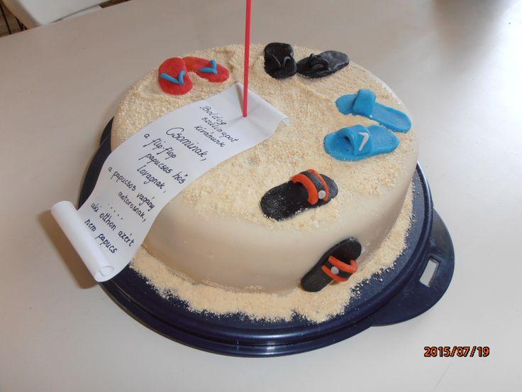 papucs torta